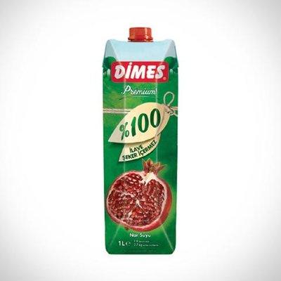 DIMES GRANAATAPPEL %100 12X1 LT