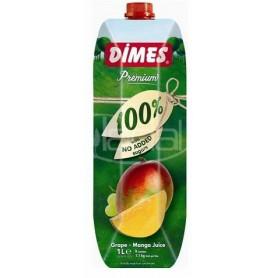 DIMES MANGO & APPEL  %100 12X1 LT