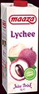 MAAZA LYCHEE 6X1 LT
