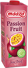 MAAZA PASSION FRUIT 6X1 LT