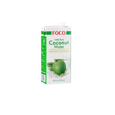 FOCO COCOS WATER 12X1 LT