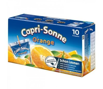 CAPRI SONNE ORANGE 4X10X200 ML