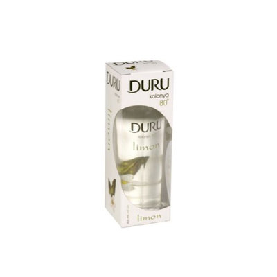 DURU COLOGNE CITROEN 24X200 ML GLAS