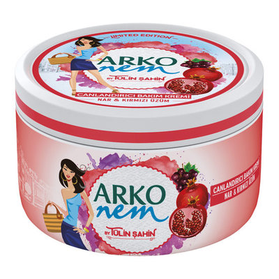 ARKO CREME MET FRUIT 12X300 ML