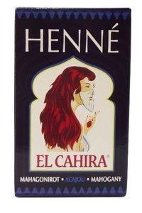EL CAHIRA HENNA 10X100 GR