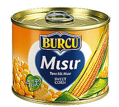 BURCU GEKOOKTE MAIS 48X200 GR