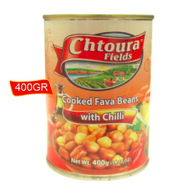 CHTOURRA MET CHILI 24X400 GR
