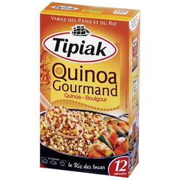 TIPIAK QUINOA COUSCOUS 12X400 GR
