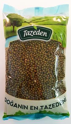 TAZEDEN GROENE MUNG BONEN 12X900 GR