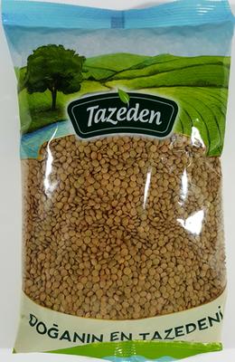 TAZEDEN GROENE LINZEN KLEIN 12X900 GR