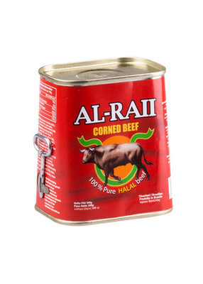 ALRAII CORNED BEEF 24X340 GR