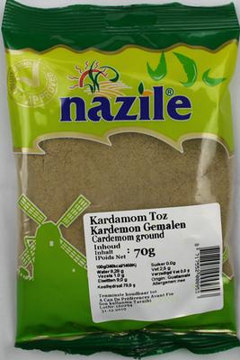 NAZILE KARDEMON GEMALEN 15X70 GR