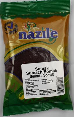 NAZILE SUMAK GEMALEN 15X80 GR