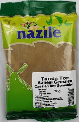 NAZILE KANEEL GEMALEN 15X70 GR