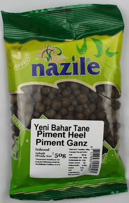 NAZILE PIMENT HEEL 15X50 GR