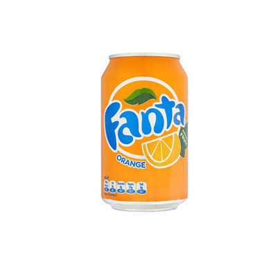 FANTA ORANGE 24X330 ML