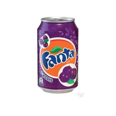 FANTA CASSIS 24X330 ML