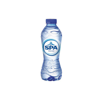 SPA BLAUW WATER 24X330 ML