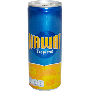 HAWAI BLIKJES 24X250 ML