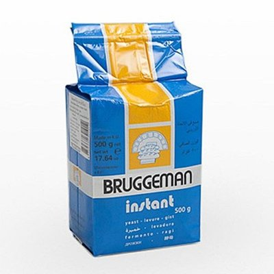 BRUGGEMAN BAKKERSGIST 20X500 GR