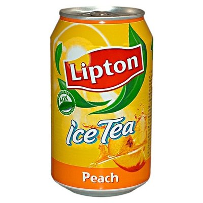 LIPTON ICE TEA PERZIK 24X330 ML