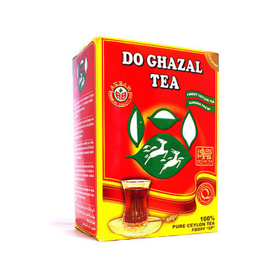 DO GHAZAL PURE CEYLON THEE 24X500 GR