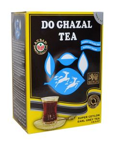 DO GHAZAL THEE EARLY GREY 24X500 GR