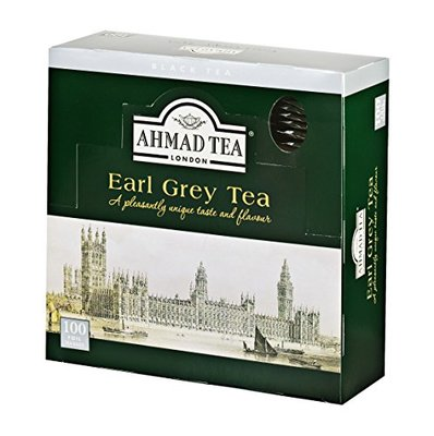 AHMAD THEE EARL GREY 12X200 GR
