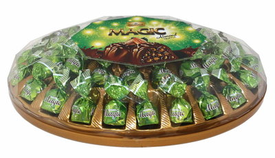 MAGIC ELIPS CHOCOLADE MET AMANDEL 6X560 GR