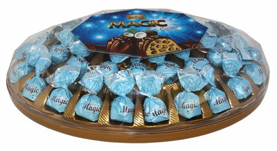 MAGIC ELIPS CHOCOLADE MET COCOS 6X560 GR