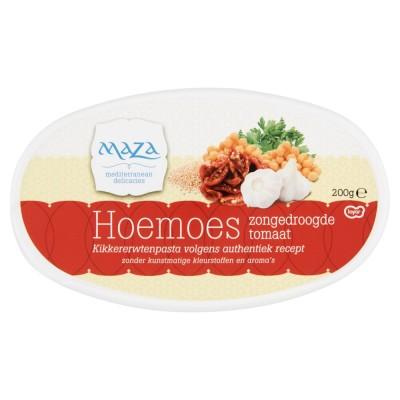 MAZA HOEMOES TOMAAT 6X200 GR
