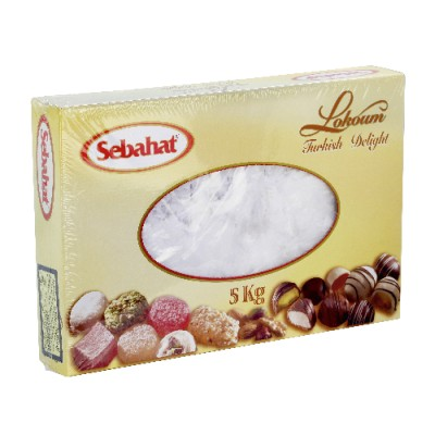SEBAHAT TURKS FRUIT NATUREL 5 KG