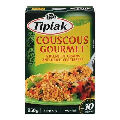 TIPIAK COUSCOUS GOURMET 12X250 GR