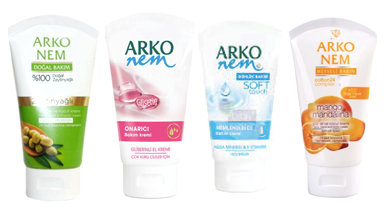 ARKO HANDCREME AVOCADO 24X60 ML