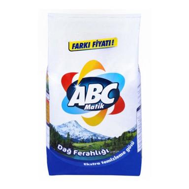ABC WASPOEDER 4X5 KG
