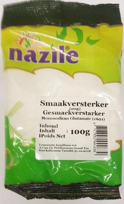 NAZILE SMAAKVERSTERKER 15X80 GR