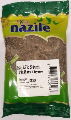 NAZILE THIJM 15X35 GR