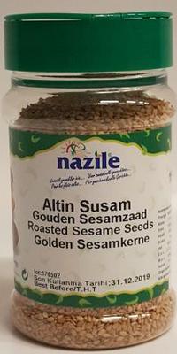 NAZILE SESAM GEROOSTERD 10X160 GR