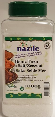 NAZILE ZEEZOUT 12X1 KG
