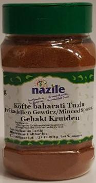 NAZILE GEHAKTKRUIDEN 10X180 GR PET