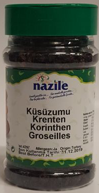 NAZILE KRENTEN 10X150 GR