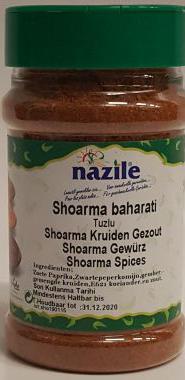 NAZILE SHOARMA KRUIDEN 10X170 GR PET