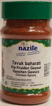 NAZILE KIPKRUIDEN 10X200 GR