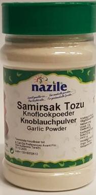NAZILE KNOFLOOKPOEDER 10X160 GR PET