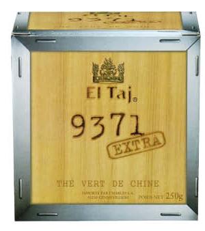 EL TAJ GROENE THEE 48X250 GR
