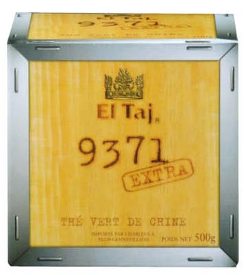 EL TAJ GRONE THEE 24X500 GR