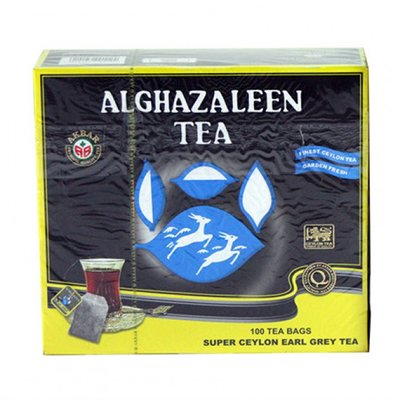 DO GHAZAL THEE EARL GREY 24X200 GR