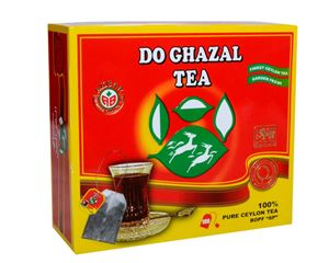 DO GHAZAL PURE CEYLON THEE 12X200 GR
