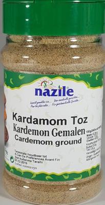 NAZILE KARDEMOM GEMALEN 10X120 GR