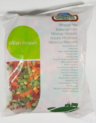 GREENS MEXICOMIX 4X2.5 KG